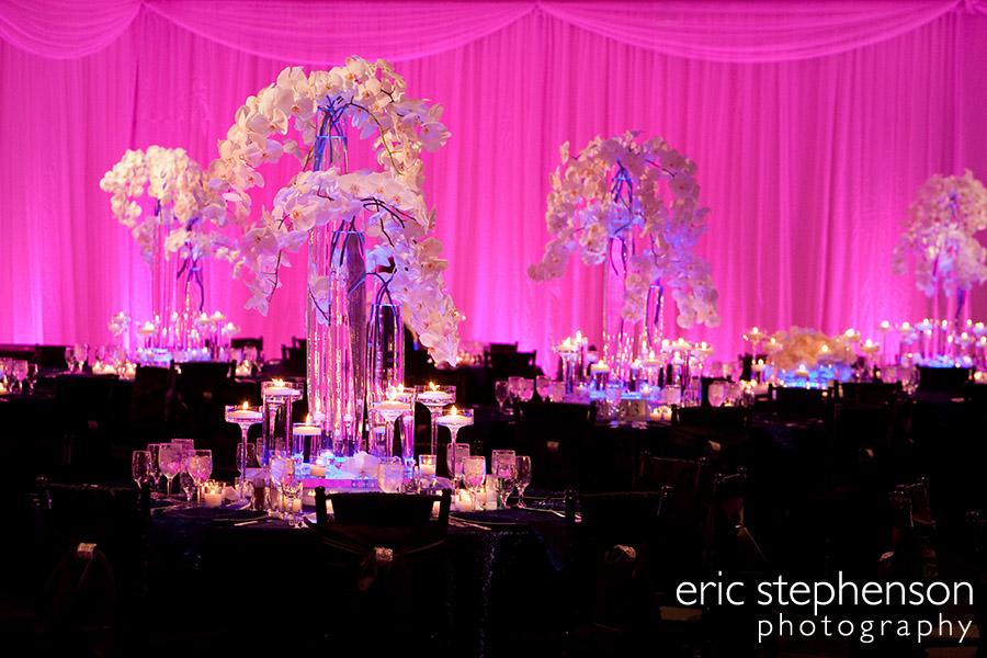 ... Beautiful Wedding Decor Denver Art Museum ...
